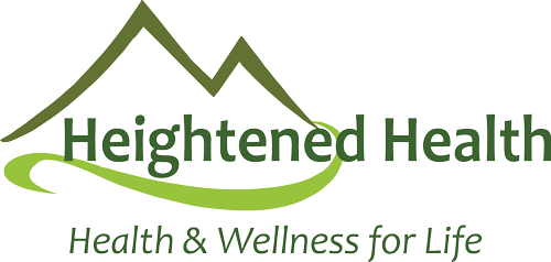 HEIGHTENED HEALTH Logo